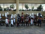 Whole bunch of Assassins by Teron