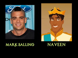 Naveen - Mark Salling by FalseDisposition