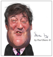 Stephen Fry by DeferDog