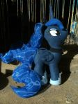 Princess Luna WIP by Fafatacle