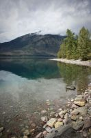 Lake McDonald by nalhcal