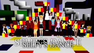 Selfy's Dance VIDEO by innaaleksui