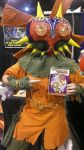 Skull Kid by RavenluvsSesshomaru