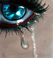 Eye Cry by E by Ellee22
