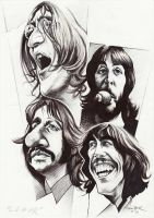 "Beatles ""Let It Be"" by JSaurer"