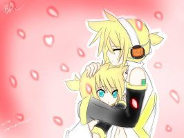 Len and Len Append by Pokemonfan4ever
