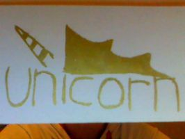 unicorn logo by UnicornHugg