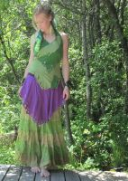Summer Fairy Fashion by nolwen