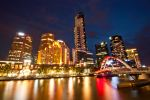 Melbourne Kissing Bridge 2 by DanielleMiner
