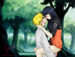 Naruhina forever! by xilverxparkle