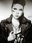 Andy Biersack (BVB) by AliceLovzansky