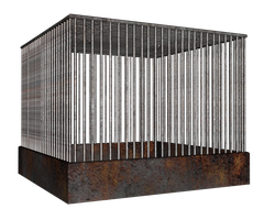 big square animal or bird cage by madetobeunique