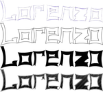 My name from Sketch to Digital by AccessNK