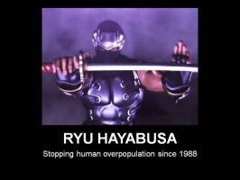 Hayabusa by DeathApprentice