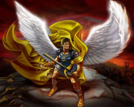 archangel by clapano