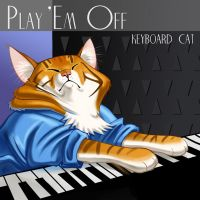 Keyboard Cat AOTS by zzleigh