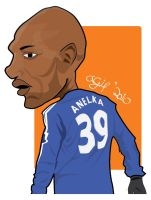 ANELKA39 by Aghief