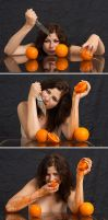 Orange murder by GothPhoto