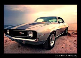 Z28 at sunset by Glamorotica