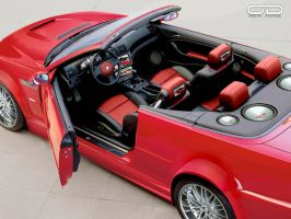 BMW M3 Cabrio by odyar
