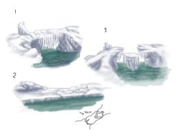 Ice Bridges by RinnG