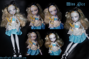 Miss Alice by SnowFright