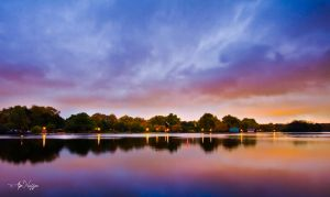 Hyde Park -london by AyaNajjar