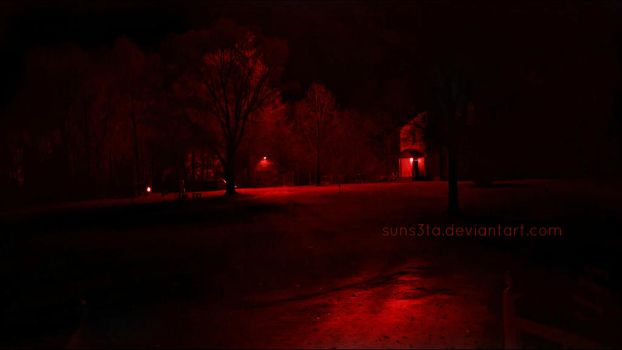 The red night by suns3ta