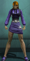 Daphne (DC Universe Online) by Macgyver75