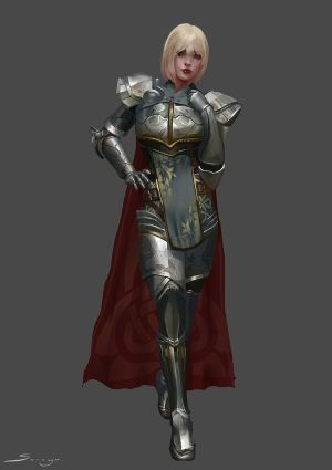 Character Concept - General's by Ron-faure