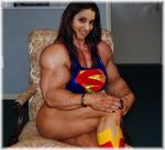 MASSIVE MIGHTY MEGAN by SuperGirlStrength