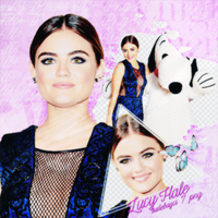 Lucy Hale PNG PACK! #21 by SudeBagci