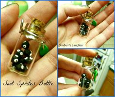 Soot Sprites Bottle by XXSaturnNinjaSGXX