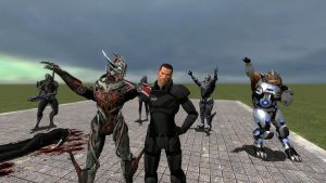 My Ending to Mass Effect 3 by cortez26