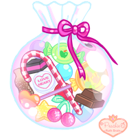Candy Bag by Princess-Peachie