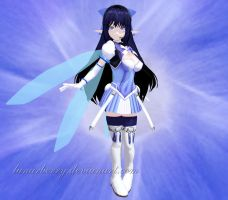 MMD Version OC Vocaloid complete (update) by LunarBerry