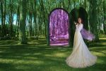 Faerie Door by kayleero
