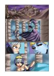 Odin Sphere HQ page 1 by ParSujera