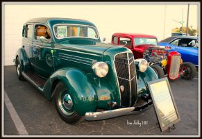 1935 De Soto by StallionDesigns
