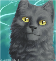 Graystripe by ashkey
