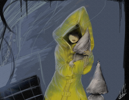 Little Nightmares - Six by YamiriAshKyu