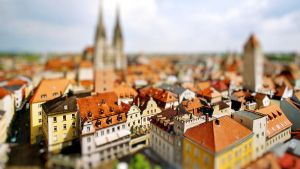 Tilt Shift Wallpaper 20 by leiyagami