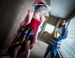 Fanime 2012: The Pirate and The Samurai by melvinopolis
