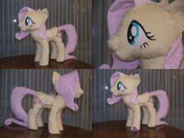 ~23 Inches Fluttershy by navkaze