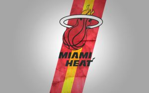 Miami Heat Wallpaper - HD by spectravideo