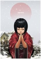 Pray For Japan by dcwj