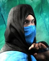 Sub Zero MK1 - Select portrait by gabe687