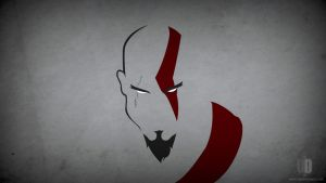Kratos by danieldupre