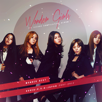 Wonder Girls - Wonder Best by Cre4t1v31