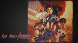 The First Avengers[1366x768] by Johnny-Panik